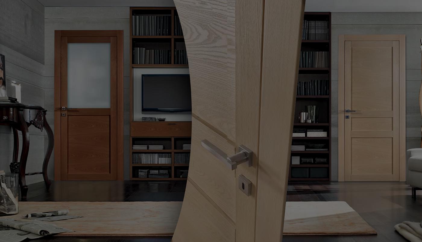 Porte interne domus linea foggia arredamento for Arredamento foggia